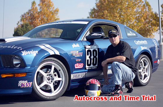 picture of autocross car