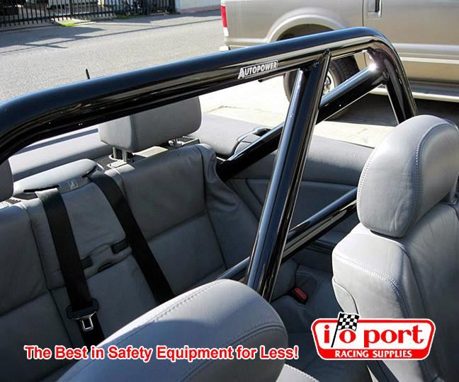 Auto Race Roll Bar E46 Convertible 2000 2006