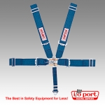 Latch&Link 5-Point Harness, Pull Down, Simpson