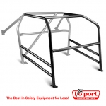 Autopower U-Weld Roll Cage Kit - 325, 328 1999-2006 E46 4-Door