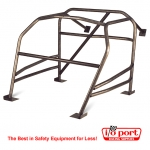 Autopower Weld-in Cage Kit - Corvette Coupe 84-96