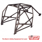 Autopower Rally Roll Cage Kit - WRX 2008-2014
