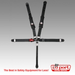 "3"" x 3"" D3 Off Road Restraint with Black Hardware, Simpson"