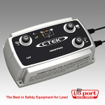 SmartPass Charger for 12VDC Lead-Acid Batteries, CTEK