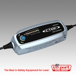LITHIUM US  Charger for 12VDC Lithium-Ion Phosphate Batteries, CTEK