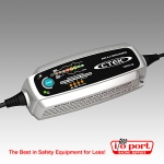 MUS 4.3 TEST&CHARGE Charger for 12VDC Lead-Acid Batteries, CTEK