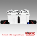6 Person Pit Cooling System, Cool Shirt