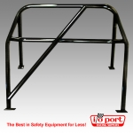 Autopower Race Roll Bar - Civic Hatchback 02-06