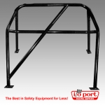 Autopower Race Roll Bar - A4/S4 4-Door 96-01 (B5)