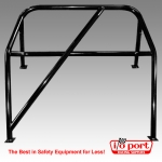 Autopower Race Roll Bar - 318, 325, 328, M3 Coupe 92-99 (E36 Body)