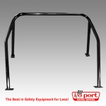 Autopower Street Roll Bar - Mustang 65-73