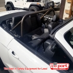 Autopower Street Roll Bar - Mustang Convertible 2015 - Present