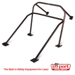 Autopower Drag Race Roll Bar - Ford Mustang Convertible 1994-2004