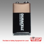 9 VDC Battery, I/O Port Racing Supplies