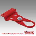 Universal Swivel Tow Hook, Allstar