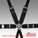 Autopower Pro-Cam 6-Point Harness for HANS