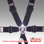 Autopower Euro-Style Pro-Cam 6-point Harness