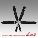Autopower Pro-Cam 6-point Pull Up Harness