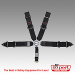 Autopower Pro-Cam 5-point Nomex Dragster Harness