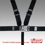 Autopower Pro-Latch 5-point Harness