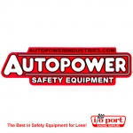 Autopower Logo Decal