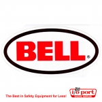 Bell Logo Decal, Small
