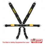 Enduro 6-point Harness, Schroth