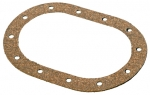 Gasket, 4x6 Fill Plate, Fuel Safe