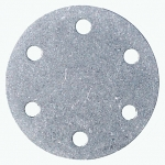 "2"" Bolt Circle Blank Aluminum Plate, Fuel Safe"