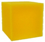 Yellow Foam Baffling Block, Fuel Safe