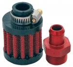 Air Filter Conversion Kit, Fuel Safe