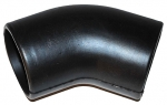 "2.25"" 45° Rubber Elbow, Fuel Safe"