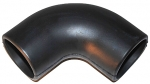 "2.25"" 90° Rubber Elbow, Fuel Safe"