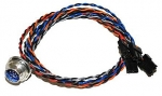 Male, 8 Wire Wiring Harness, Fuel Safe