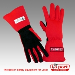 2-Layer Driving Gloves - SFI 3.3/5 Rated, Pyrotect