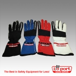 2-Layer Pro Driving Gloves - SFI 3.3/5 Rated, Pyrotect
