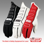 Competitor Driving Gloves - SFI 3.3/5 and FIA Rated, Simpson