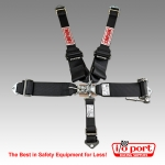 Ratchet 5-Point Harness for HANS, SFI 16.1, Simpson