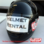 Helmet Rental at I/O Port Racing Supplies