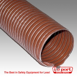 "3"" High-Temperature Silicone Hose, 6.5 to 13 foot lengths"