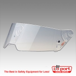 Bell 289 SRV Replacement Shield, Clear