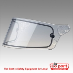 Bell SE03 Replacement Shield, Clear