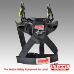 Hybrid Sport Youth Head and Neck Restraint, Simpson