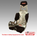 Kirkey Sprint Deluxe Upright Lightweight Seat with cover