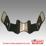 Center Steering Leg Protector - Attaches to Seat, Kirkey