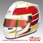 KC7 CMR Youth Helmet, Bell