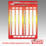 Longacre Timing/Scoring Sheets - 2 packs of 50 each