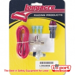 "Gagelites Warning Light - 20 psi OP 1/8"" NPT - Kit, Longacre"