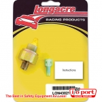"Gagelites Warning Light - 4 psi adjusted FP 1/8"" NPT - Sender Only, Longacre"