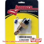 "Gagelites Warning Light - 300-degree OT 3/8"" NPT - Sender Only, Longacre"